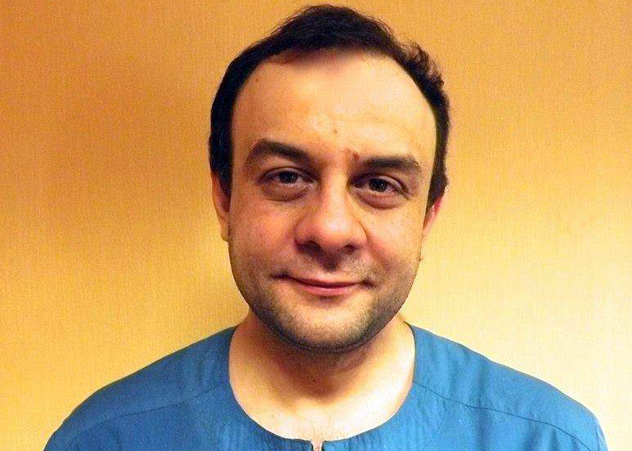 Симонов Андрей Маркович Массажист Универсал